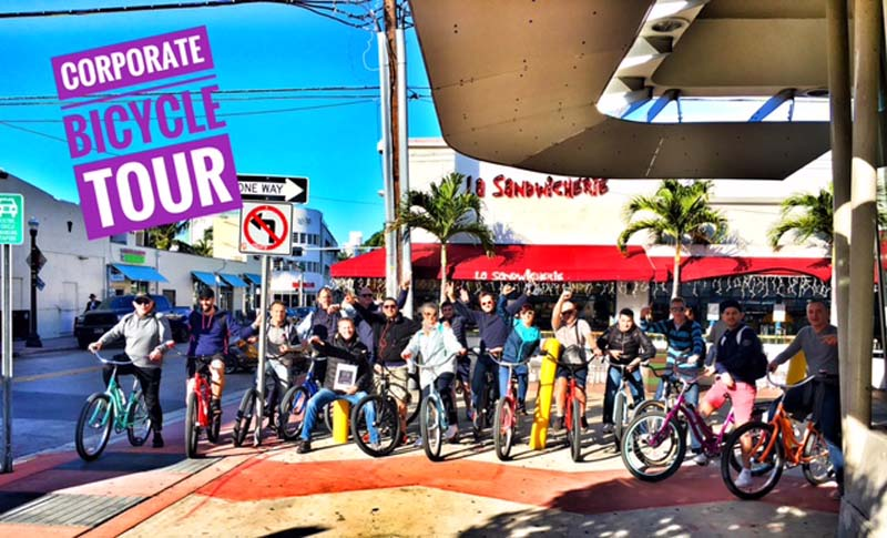CORPORATE-BICYCLE-TOUR-MIAMI